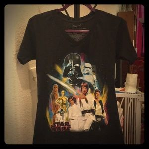 NWT Women's Tee Star Wars Disney Store